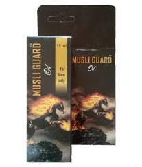 MUSLI GUARD POWERFULL SEX OIL FOR MEN - G&G PHARMACY www.omsdelhi.com