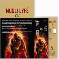 MUSLI LYFE POWERFULL SEX OIL FOR MEN - G&G PHARMACY www.omsdelhi.com